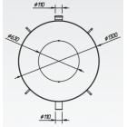 Трехкамерный септик (отстойник) Alta Ground Master 4