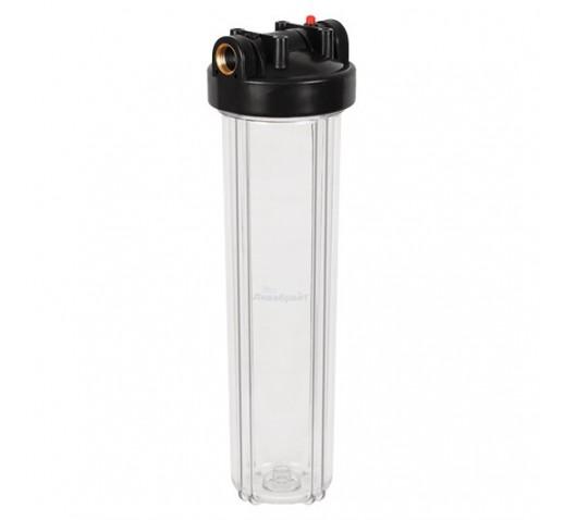 "Колба 20BB ХВС 20""BB для холодной воды (Прозрачная) ""AquaPro"""