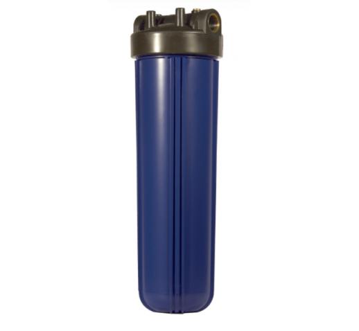 """Колба 20BB ХВС 20""""BB для холодной воды (Голубая) """"AquaPro"""""""