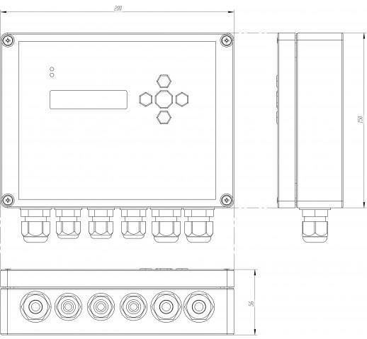 Насосный контроллер Viburn НК-1