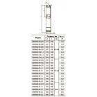 """Скважинный центробежный насос 100SWS6-63-1,5 """"Насосы плюс оборудование"""""""