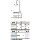 """Дренажно-фекальный насос WQD15-15-1,5f """"Насосы плюс оборудование"""""""
