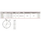 """Бак расширительный для систем отопления FT8Ø324 """"Sprut"""""""