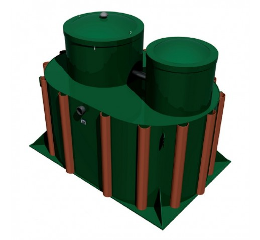 Автономная канализация Alta Bio 7 UV +
