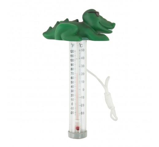 Термометр игрушка Kokido K725DIS/6P Крокодил