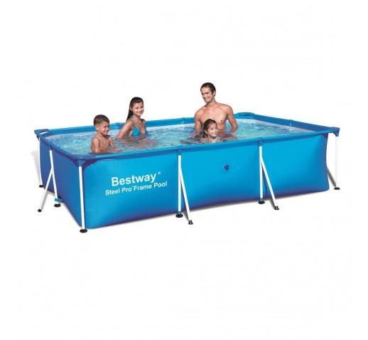 Каркасный бассейн Bestway 56403 (259х170х61)