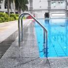 Лестница Aquaviva Standard NSL415-SR (4 ступ.)