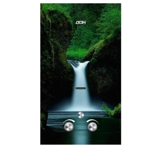 Водонагреватель газовый ДОН JSD-20 EGFT waterfall