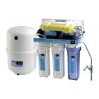 """Система фильтрации воды обратного осмоса AC-ZO-6P/M, насос + минерализатор """"Насосы плюс оборудование"""""""