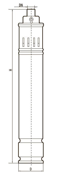 """Шнековый скважинный насос 3SQGD1-65-0,75 """"Sprut"""""""